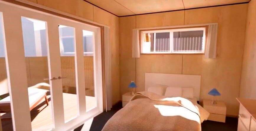 FirstBuild Modular Home Bedroom