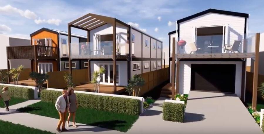 FirstBuild Modular Homes