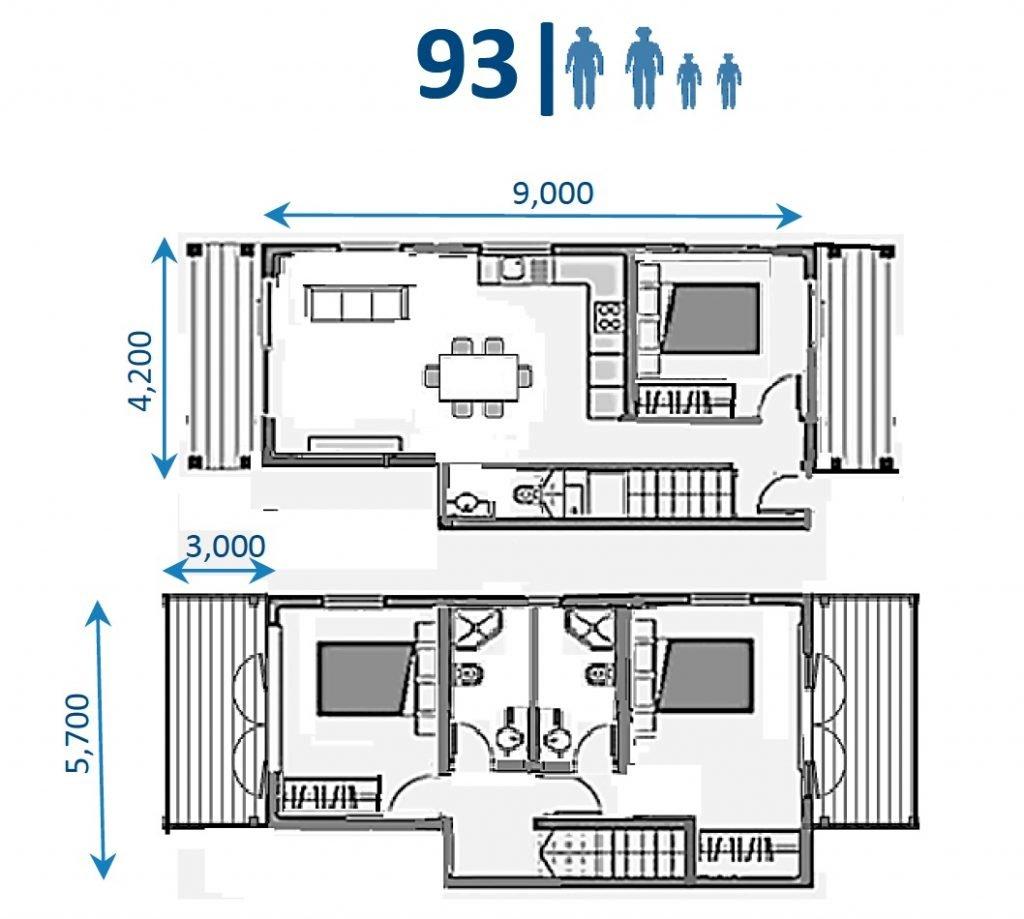 FIRSTBUILD FAMILY 93 3 Bedroom House