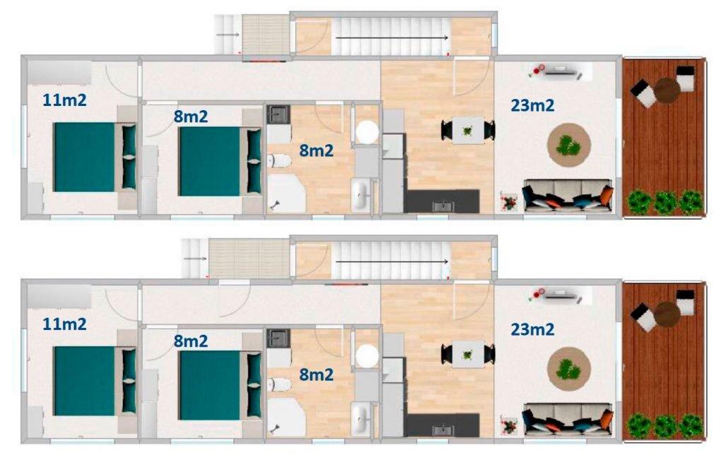 FIRSTBUILD HOME INCOME floor plan