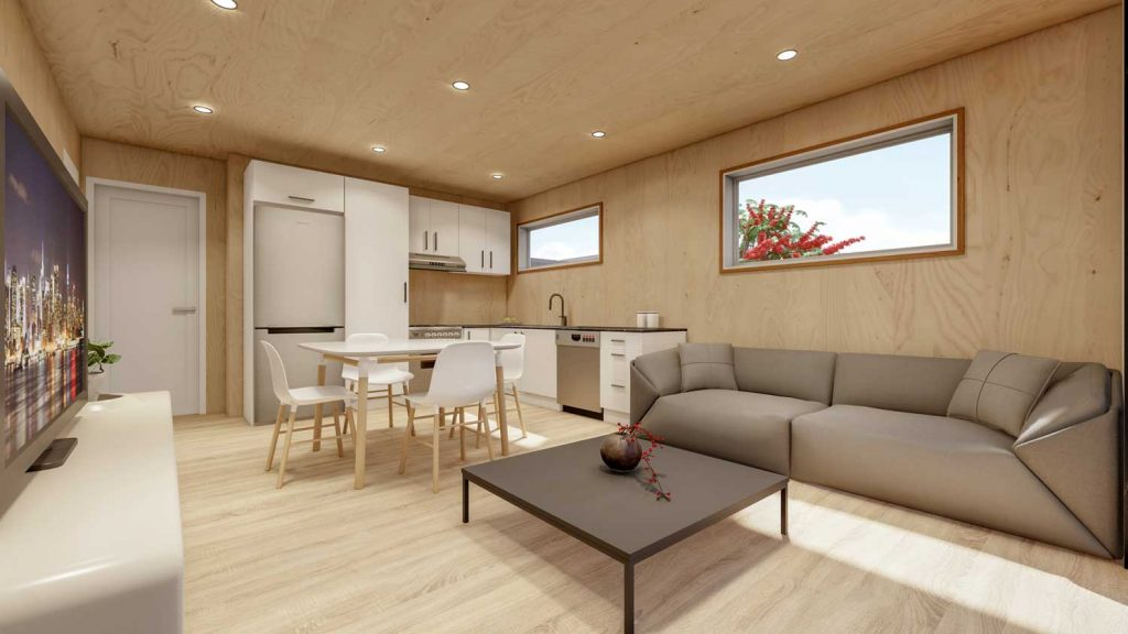 FirstBuild Living Areas